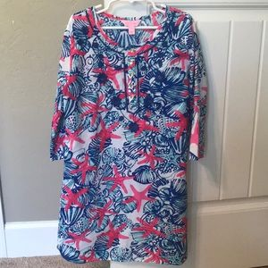 Lilly Pulitzer Girls Size L Dress